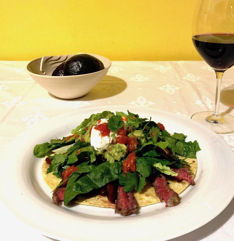 Kim's wijn-spijs combinatie februari