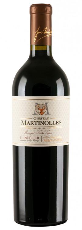 Ch. Martinolles Garriguet VV Limoux Rouge