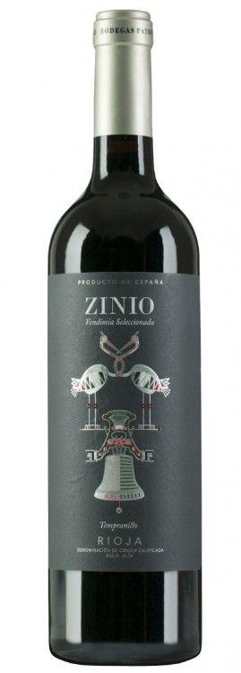 Zinio Rioja Crianza