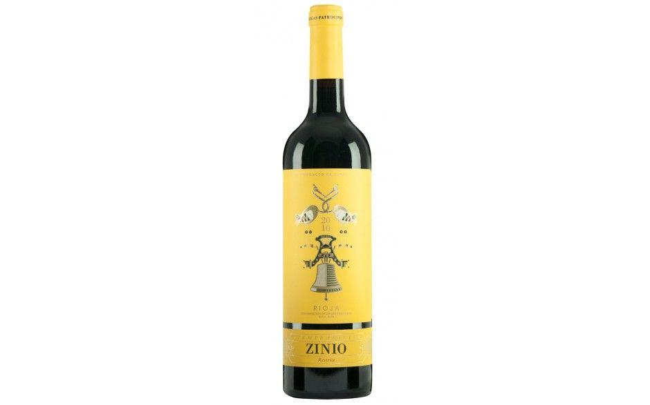 Zinio Rioja Reserva