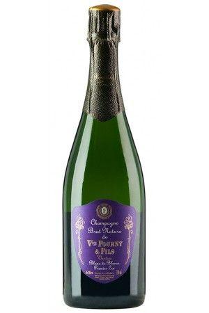 Veuve Fourny Champagne Brut Nature Blanc de Blancs Premier Cru