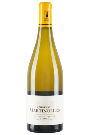 Ch. Martinolles Chardonnay VV Limoux Blanc