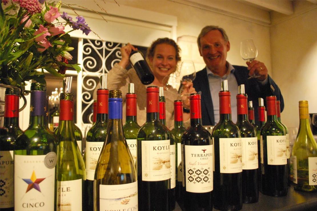 Langeveld wijnen en relatiegeschenken